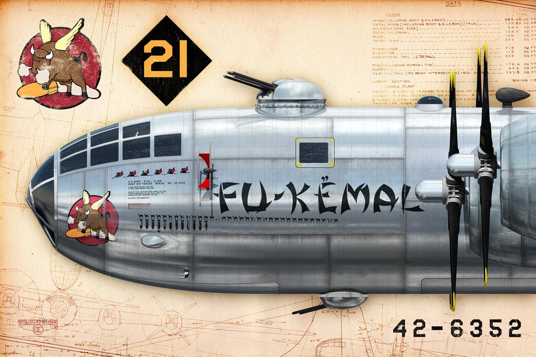 Profile-Series B-29 Fu-Kemal