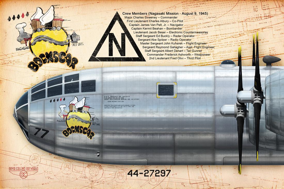 Profile-Series B-29 BocksCar