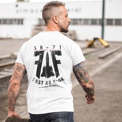The FAF SR-71