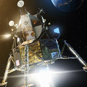 NASA and SPACE Artwork